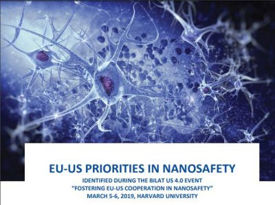 EU-US priorities in nanosafety