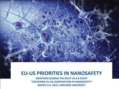 EU-US priorities in nanosafety