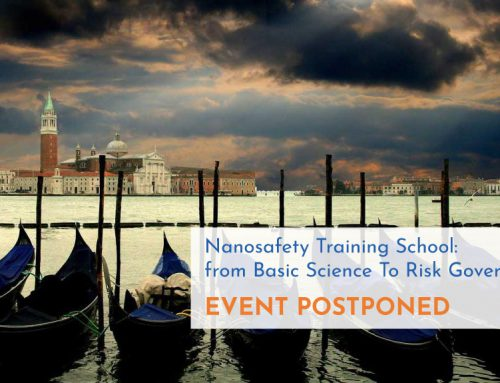 Nanosafety Training School: event postponed
