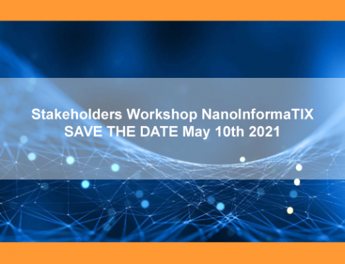 Stakeholders Workshop NanoInformaTIX 2021