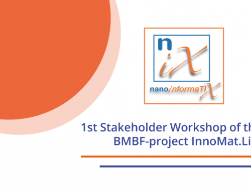 1st Stakeholder Workshop of the BMBF-project InnoMat.Life